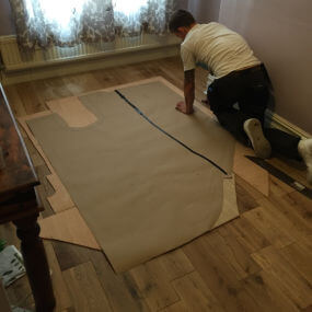 Fitting your floor