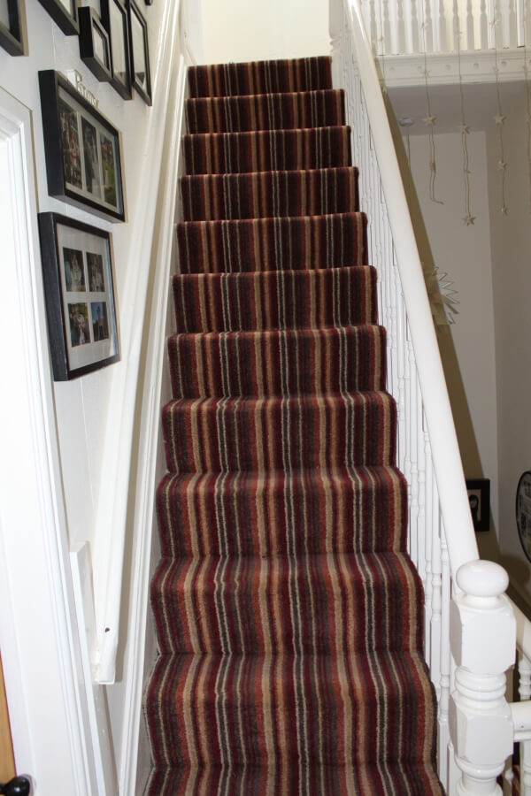 Stair Carpet Fitting by Cheadle Floors