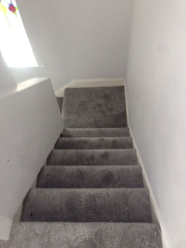 New Landing And Stair Carpet In Cheadlecheadle Floors