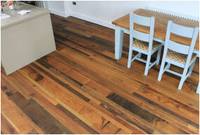 solid woods and laminate flooring