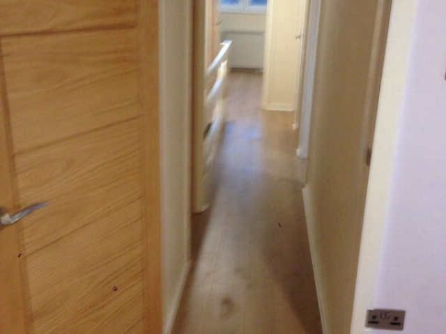 New Laminate Floors Fitted