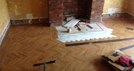 Floor Fitter in Poynton