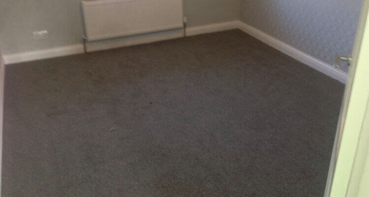 Grand Supreme Oyster carpet fitted by Cheadle Floors