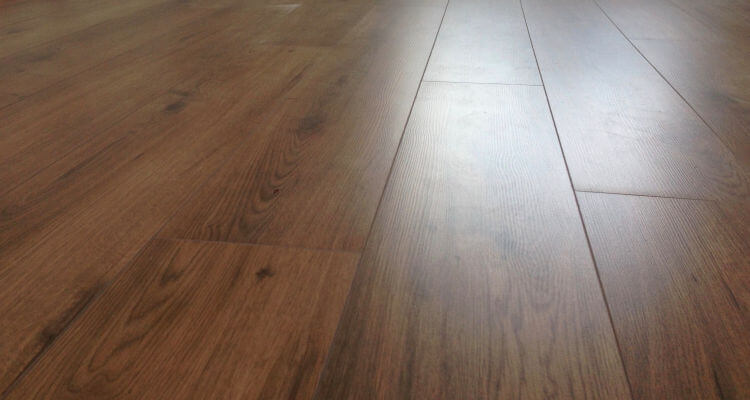 Laminate floor fitted in Stockport