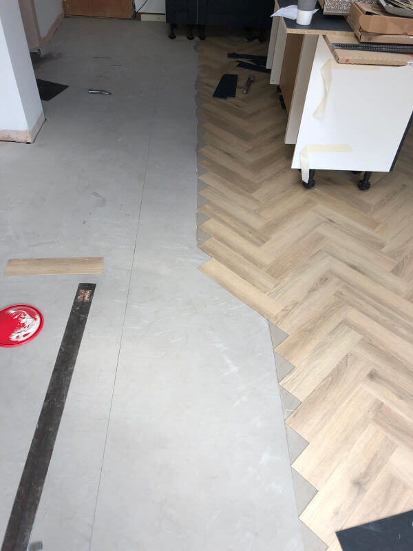 New Amtico Floor Installed In Manchester By Cheadle