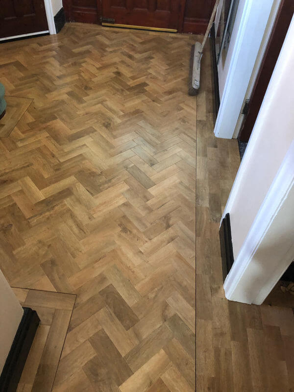Karndean Floor Fitted In Stockport Cheadle Floors