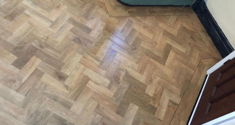 Karndean Floor Fitted in Stockport