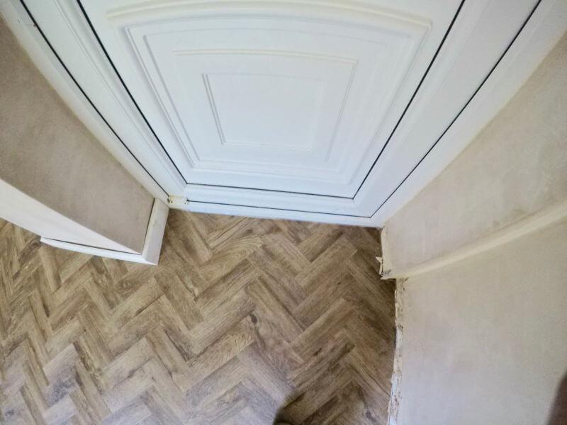 New Parquet Flooring