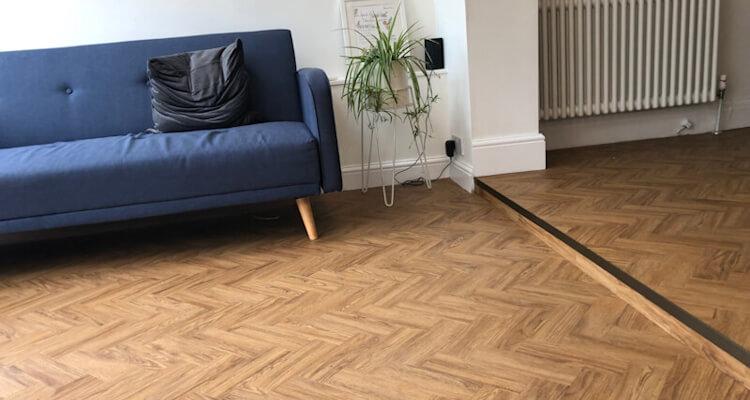 Neobo Wild Barley Parquet flooring Prestbury