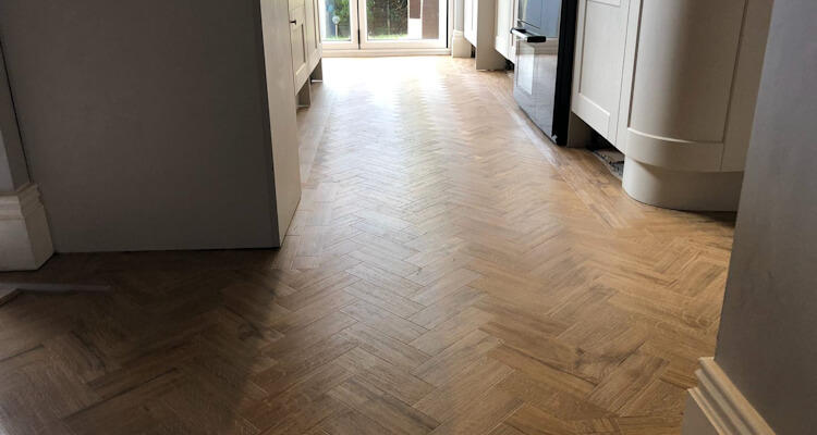 New Amtico flooring fitted Stockport