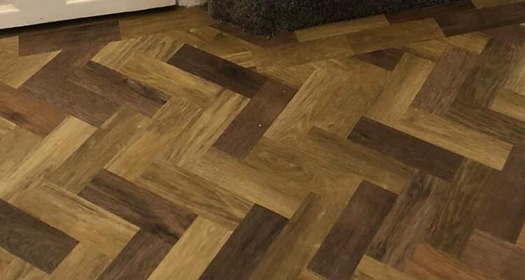 New Amtico Floor Amtico Fitter in Stockport
