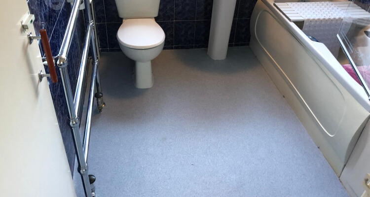 Safety floor fitted Stockport