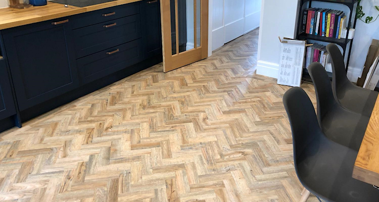 New Cambridge Parquet flooring Bowden
