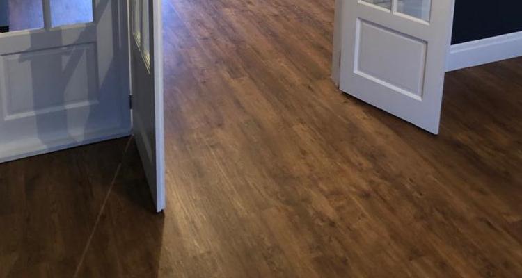 New flooring Gatley