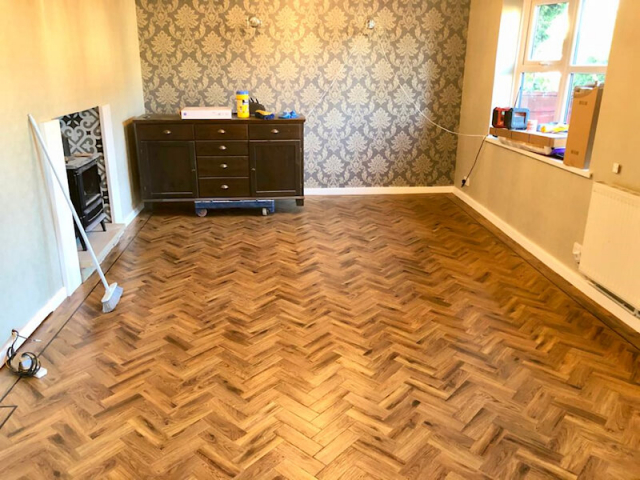 Karndean Art Select Parquet Flooring