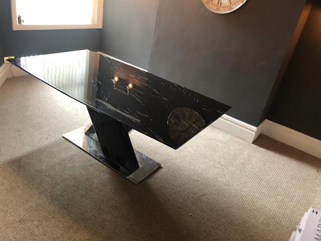 Previous flooring