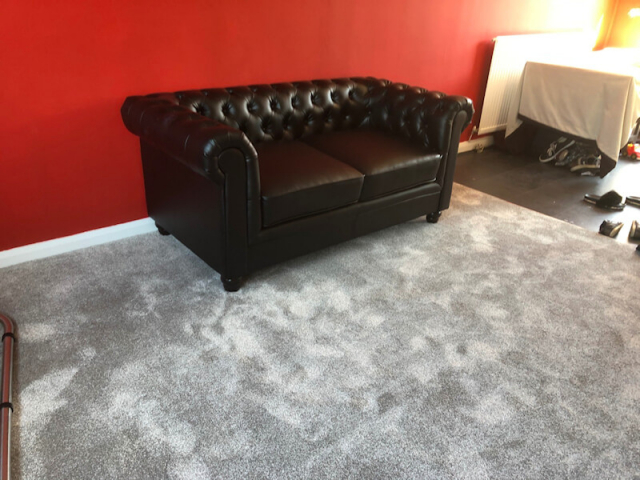 Sirius invictus carpet fitted by Cheadle Floors