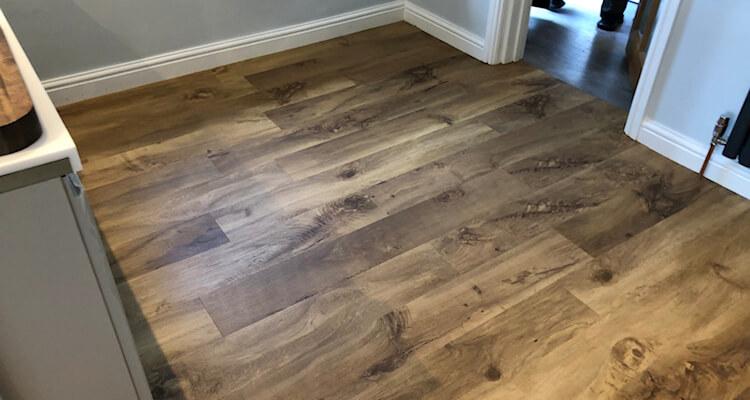 Karndean floor fitter Mossley