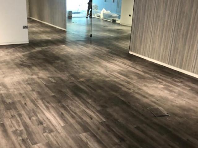 New Karndean Flooring in Marple