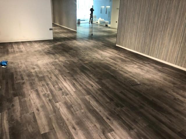 New Karndean flooring