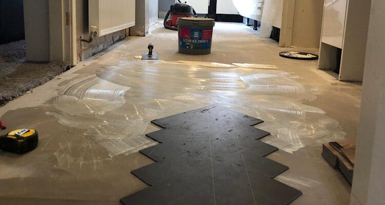 New Luxury Vinyl Tile Flooring Poynton