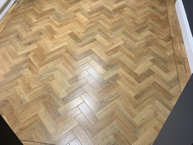 Karndean Art Select Blonde Oak Floor
