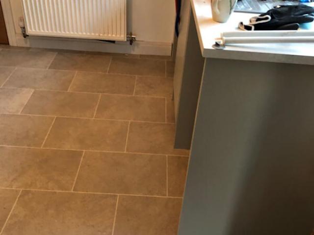 New Karndean floor
