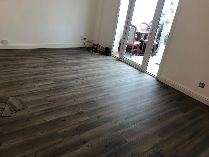 CFS Eternity luxury vinyl flooring