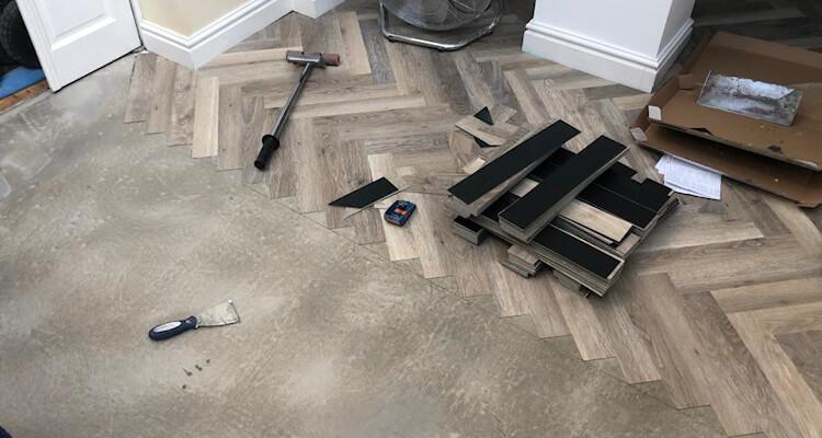 New Karndean Floor Romiley